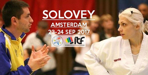 Solovey Seminar 2017