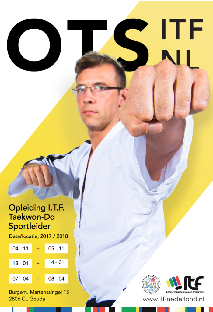 OTS opleidingen Poster