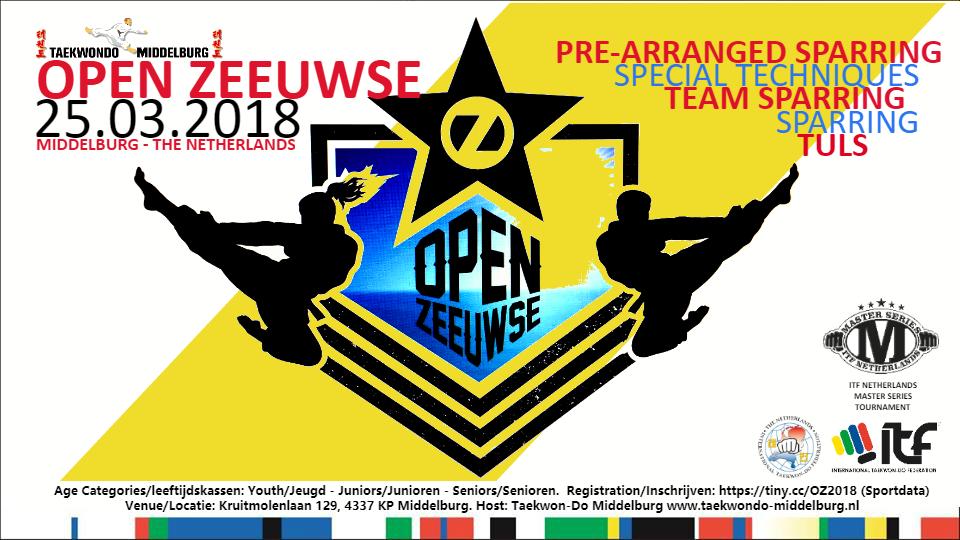 Open Zeeuwse 2018