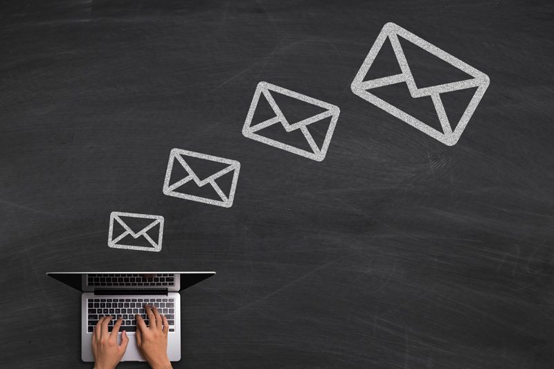 email-marketing-concept
