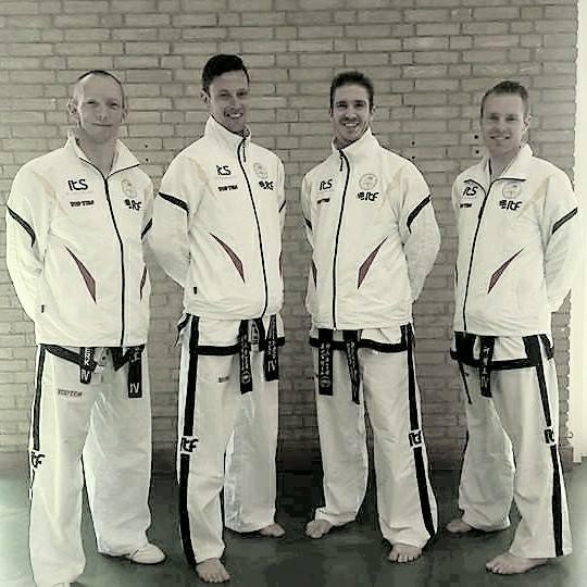 ITF Taekwon-Do Sportleider Commissie ITS